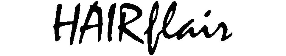 Logo HAIRflair